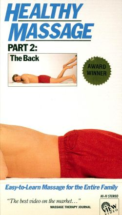 Healthy Massage, Part 2: The Back