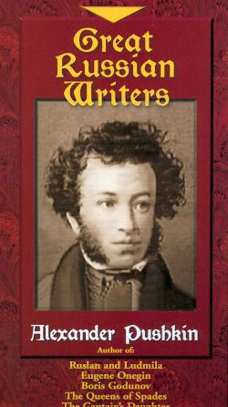Great Russian Writer Aleksandr Pushkin 57