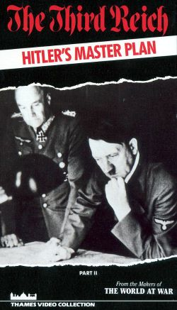 The Third Reich, Vol. 2: Hitler's Master Plan