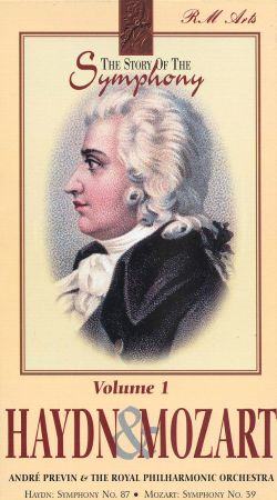 The Story of the Symphony, Vol. 1: Haydn and Mozart