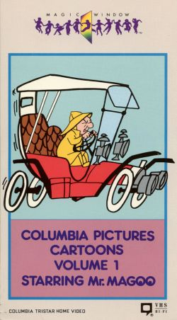Columbia Pictures Cartoons Volume 1: Starring Mr. Magoo