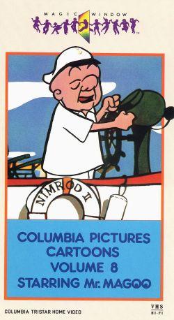 Columbia Pictures Cartoons Volume 8: Starring Mr. Magoo