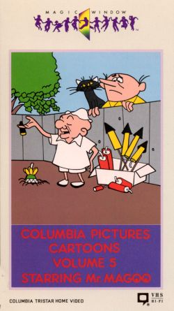 Columbia Pictures Cartoons Volume 5: Starring Mr. Magoo
