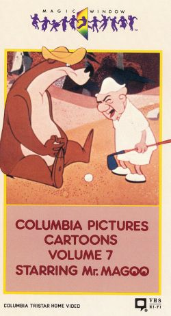 Columbia Pictures Cartoons Volume 7: Starring Mr. Magoo