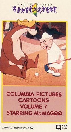 Columbia Pictures Cartoons Volume 7: Starring Mr. Magoo