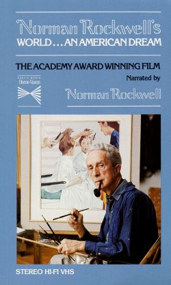norman rockwell s world an american dream Norman percevel rockwell was born on february 3, 1894, the second son of nancy and waring rockwell norman rockwell's world an american dream (1972.
