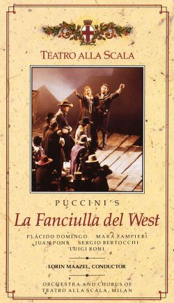 La Fanciulla del West (Teatro alla Scala)