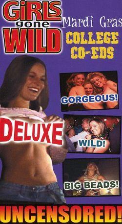 Girls Gone Wild: College Co-Eds Mardi Gras