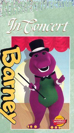 Barney: Barney in Concert