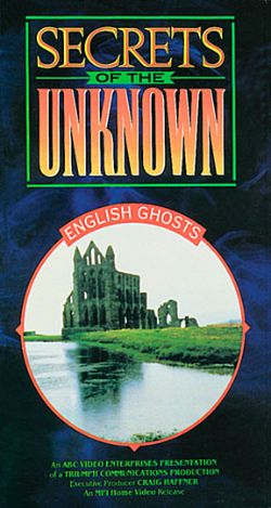 Secrets of the Unknown: English Ghosts