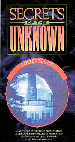 Secrets of the Unknown: Poltergeists