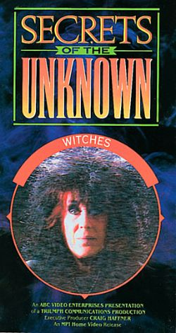 Secrets of the Unknown: Witches