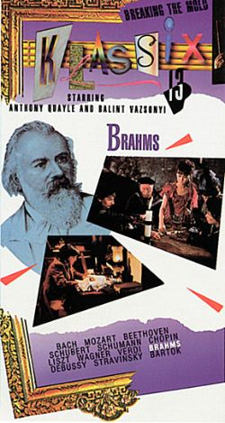 Klassix-13: Brahms - Breaking the Mold