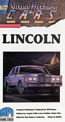 The Visual History of Cars: Lincoln