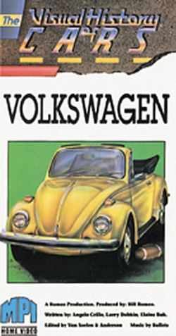 The Visual History of Cars: Volkswagen