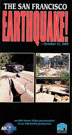 ABC News: The San Francisco Earthquake, Oct. 17, 1989