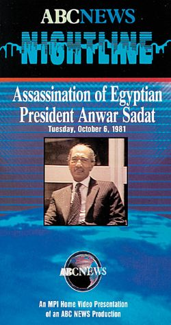 ABC News Nightline: Assassination of Egyptian President Anwar Sadat