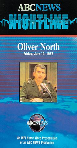 ABC News Nightline: Oliver North
