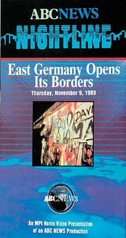 ABC News Nightline: East Germany Opens Its Borders