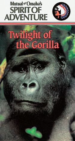 Mutual of Omaha's Spirit of Adventure: Twilight of the Gorilla