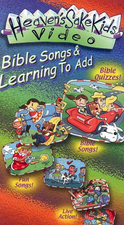 Heaven's Sake Kids: Bible Songs & Learning to Add