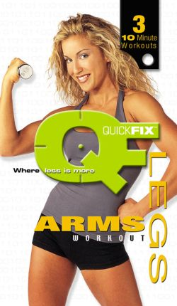 Quick Fix: Legs and Arms Workout
