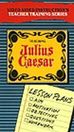 Teacher Training: Teaching Julius Caeser