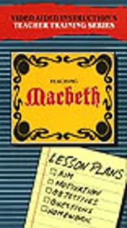 Teacher Training: Teaching Macbeth
