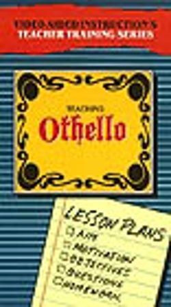 Teacher Training: Teaching Othello