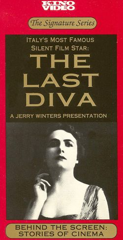 Behind the Screen: Stories of Cinema - The Last Diva