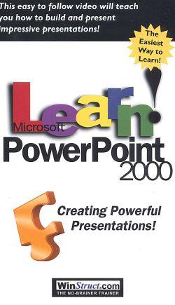 Learn Powerpoint 2000