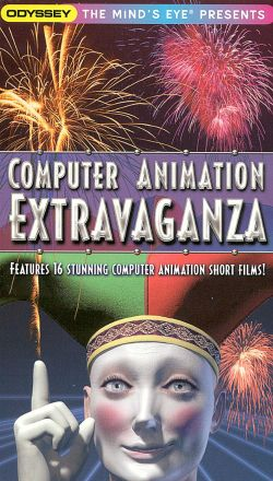 Odyssey: The Mind's Eye Presents Computer Animation Extravaganza (2000)