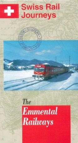 Swiss Rail Journeys II: The Emmental Railways