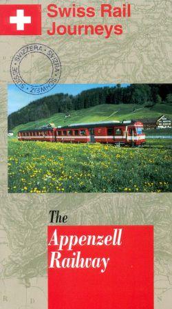 Swiss Rail Journeys II: The Appenzell Railway