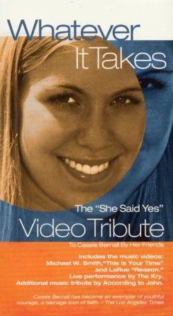 whatever it takes the quotshe said yesquot video tribute to