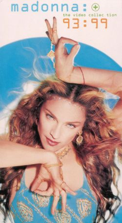 Madonna: The Video Collection - '93-'99