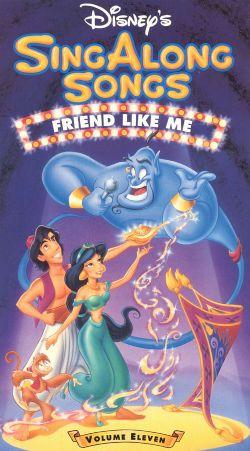 Disney's Sing Along Songs: Aladdin - Friend Like Me