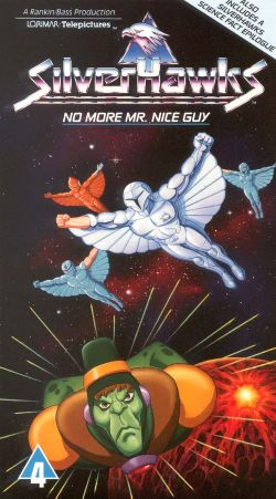 SilverHawks: No More Mr. Nice Guy