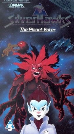 SilverHawks: The Planet Eater