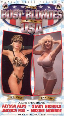 The Bust Blondes in the U.S.A.