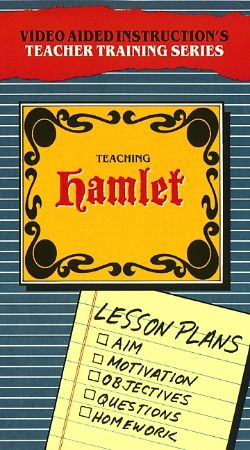 Teacher Training: Teaching Hamlet