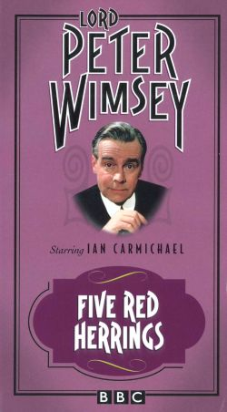 Lord Peter Wimsey: Five Red Herrings