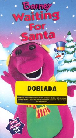 Barney: Waiting for Santa