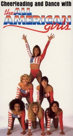 Cheerleading and Dance with the All American Girls