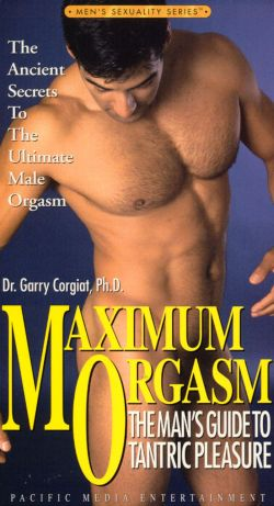 Tantric orgasm for men