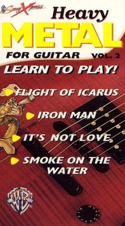 SongXpress: Heavy Metal for Guitar, Vol. 2