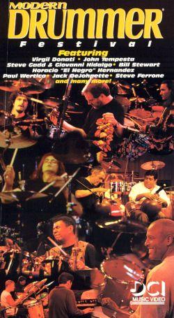 Modern Drummer Festival: '97 Highlights
