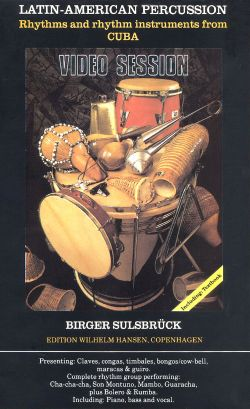 Birger Sulsbruck: Latin-American Percussion