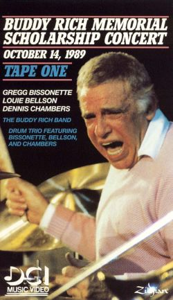 Buddy Rich Memorial Scholarship Concert, Vol. 1