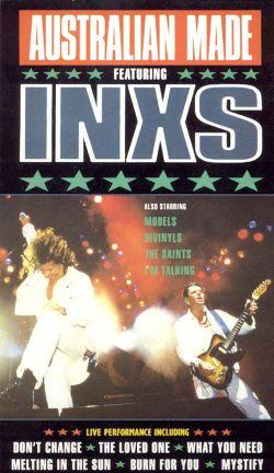 INXS: Australian Made